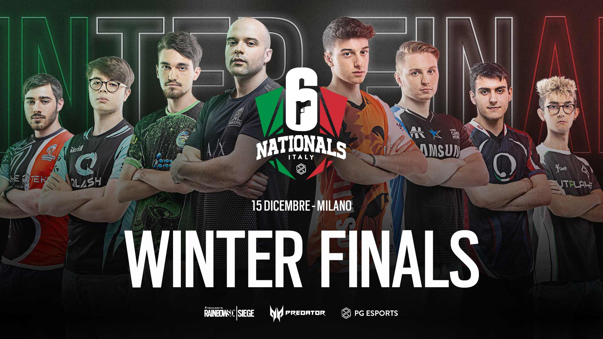 Rainbow Six Siege: arriva la finalissima dei PG Nationals thumbnail