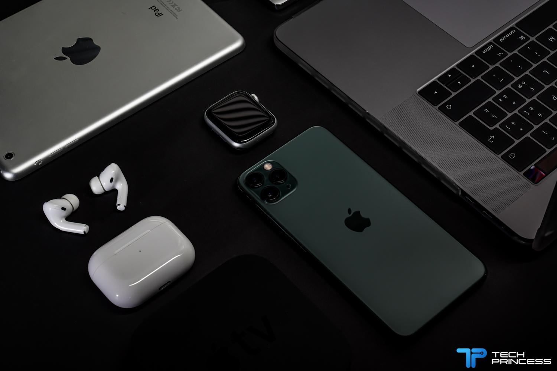 iPhone 11 Pro Max: nuove funzionalità, grandi prestazioni thumbnail