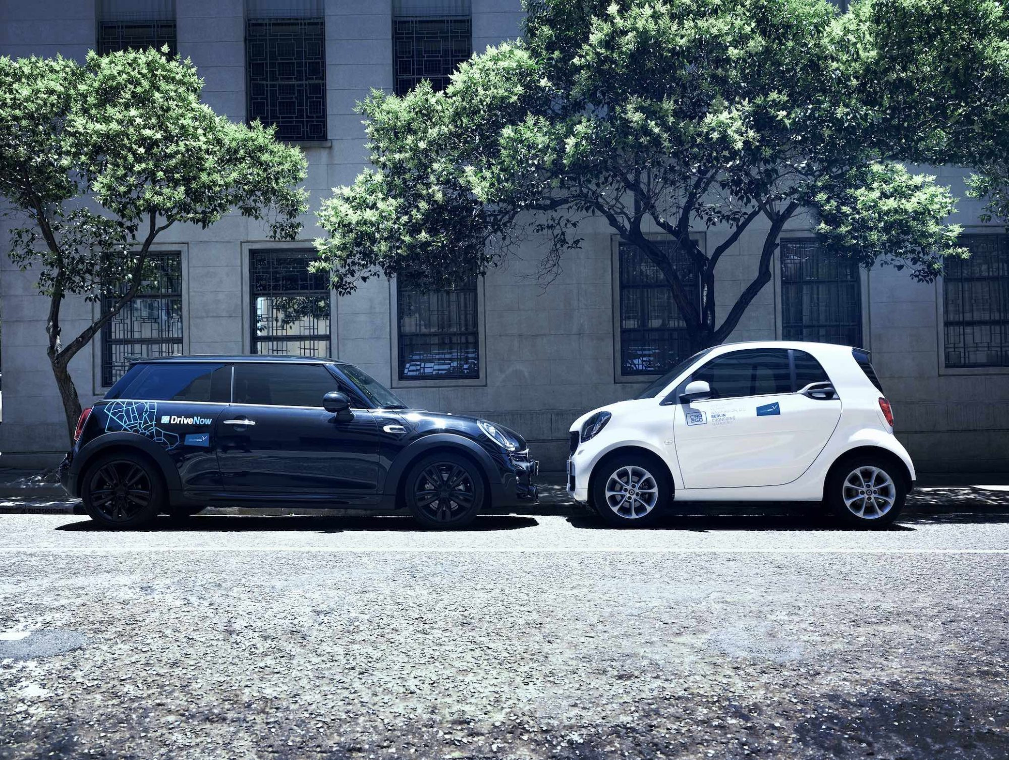 Share Now introduce il car sharing a lungo termine