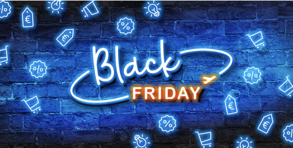 Black friday viaggi e lifestyle
