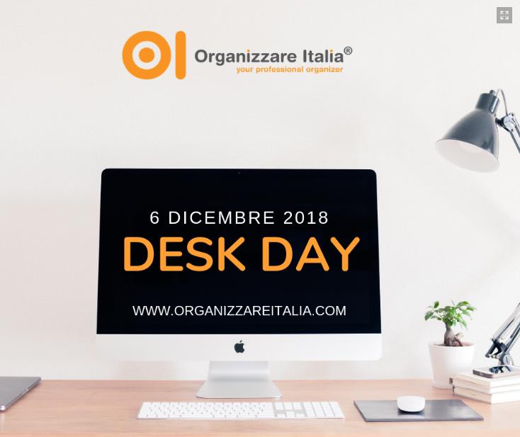 desk day-giornata-nazionale-organizzazione