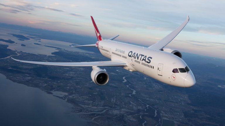 qantas partnership con airfrance klm