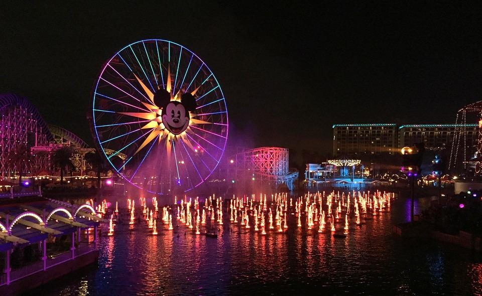 Disney parchi a tema