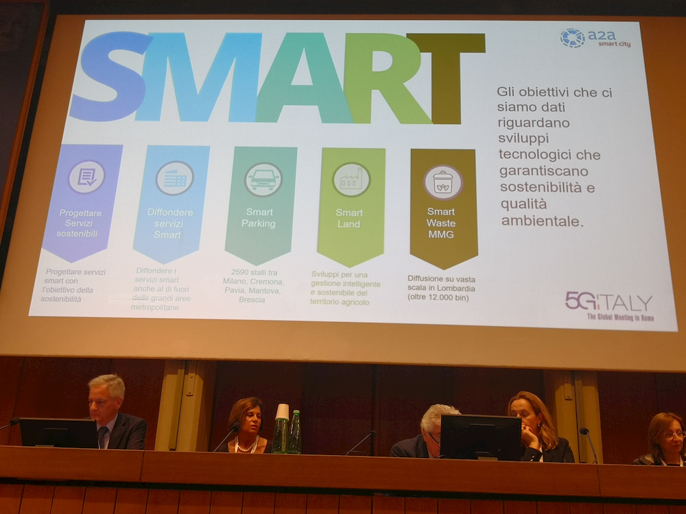 5G Italy A2A Smart Grid