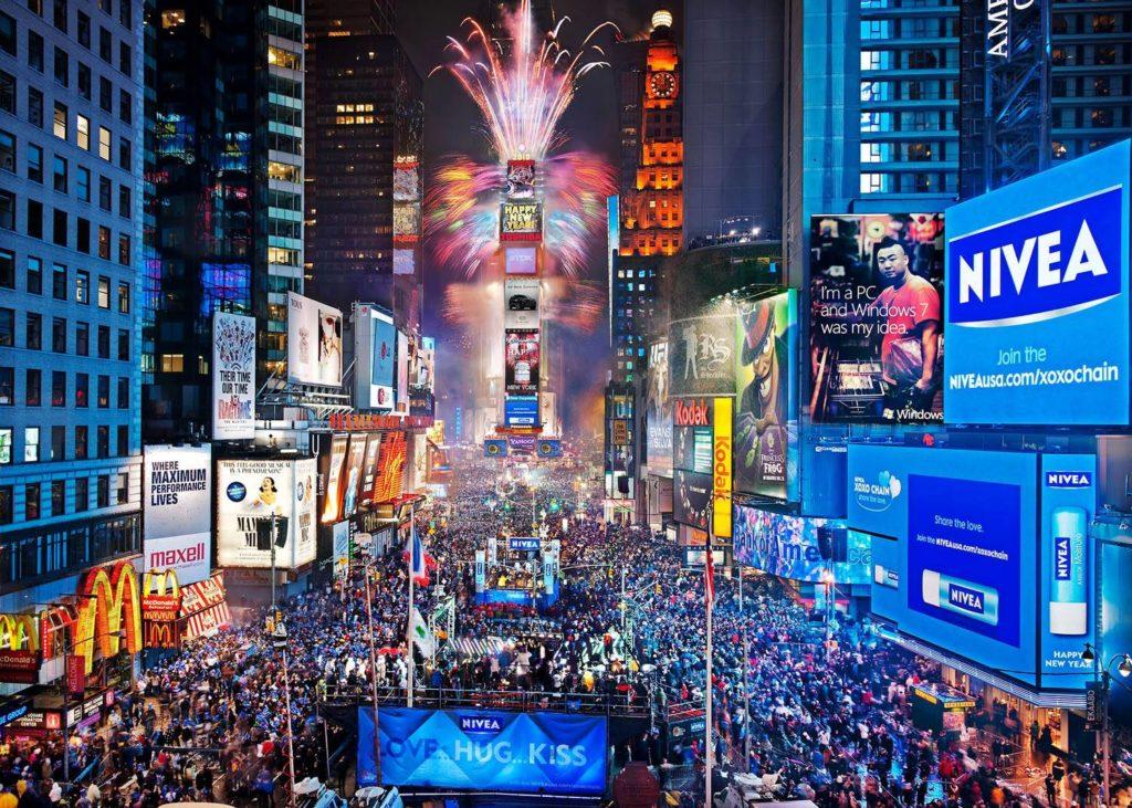 ferie del 2020 New York