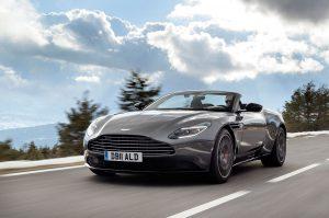 Aston Martin, ufficiale la partnership con Airbus