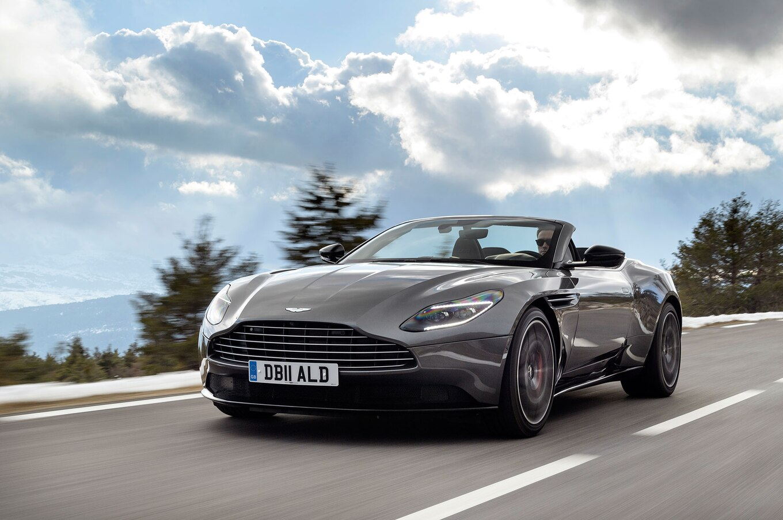 Aston Martin, ufficiale la partnership con Airbus thumbnail