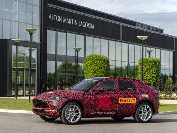 Aston Martin DBX St Athan