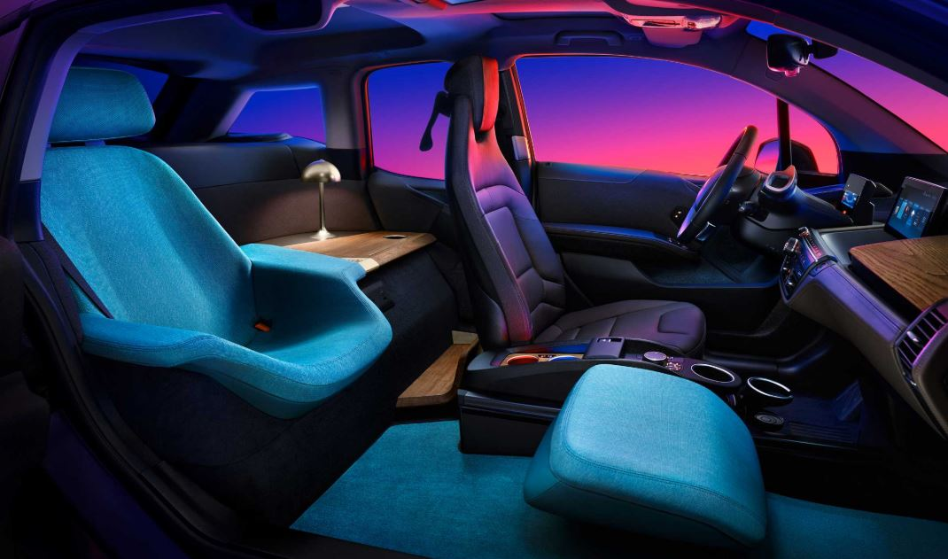 BMW sarà presente al Consumer Electronic Show di Las Vegas thumbnail