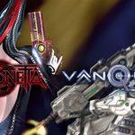 Bayonetta e vanquish console