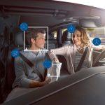 sistema di monitoraggio dell'auto Bosch