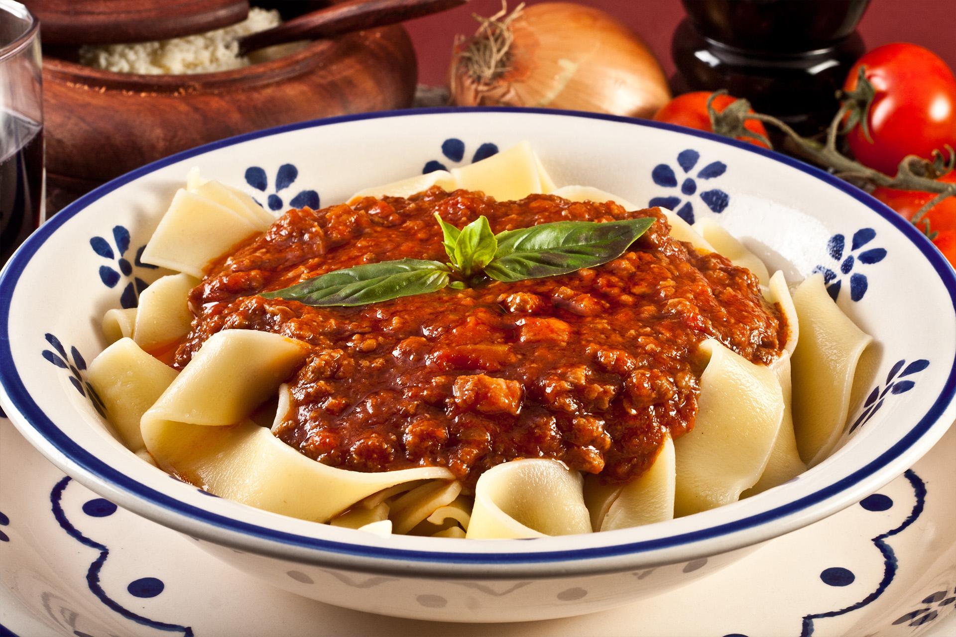 Capricorno - Pasta al ragù
