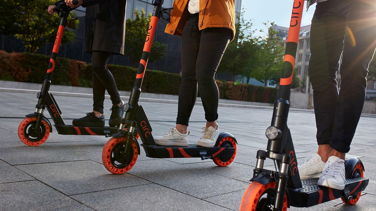 La mobilità sostenibile a Torino: arrivano i monopattini Circ thumbnail