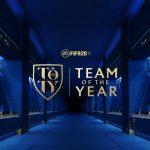FIFA 20 Squadra dell'Anno