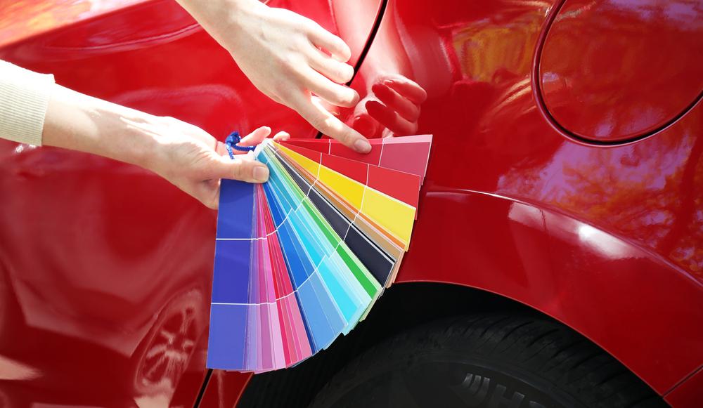 colore dell'auto 2019 scelta