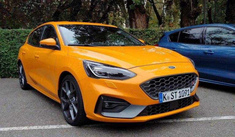 Ford Focus ST test drive: è lei la Hot Hatch più divertente?