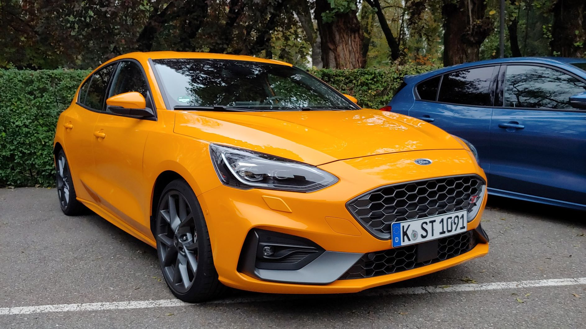 Ford Focus ST test drive: è lei la Hot Hatch più divertente? thumbnail