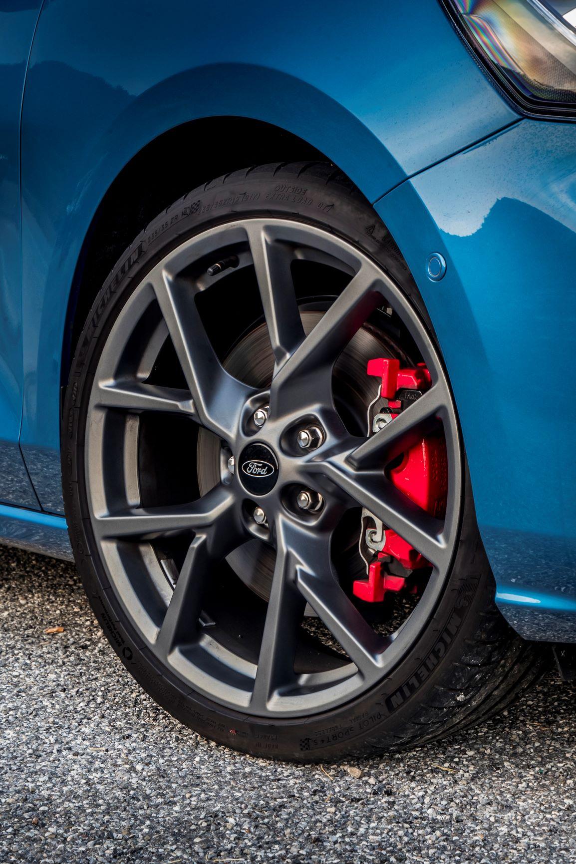 Ford Focus ST cerchi