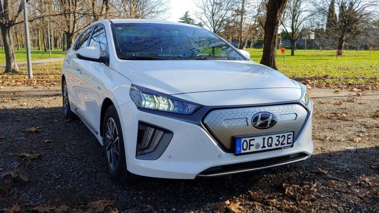 Hyundai Ioniq Electric 1