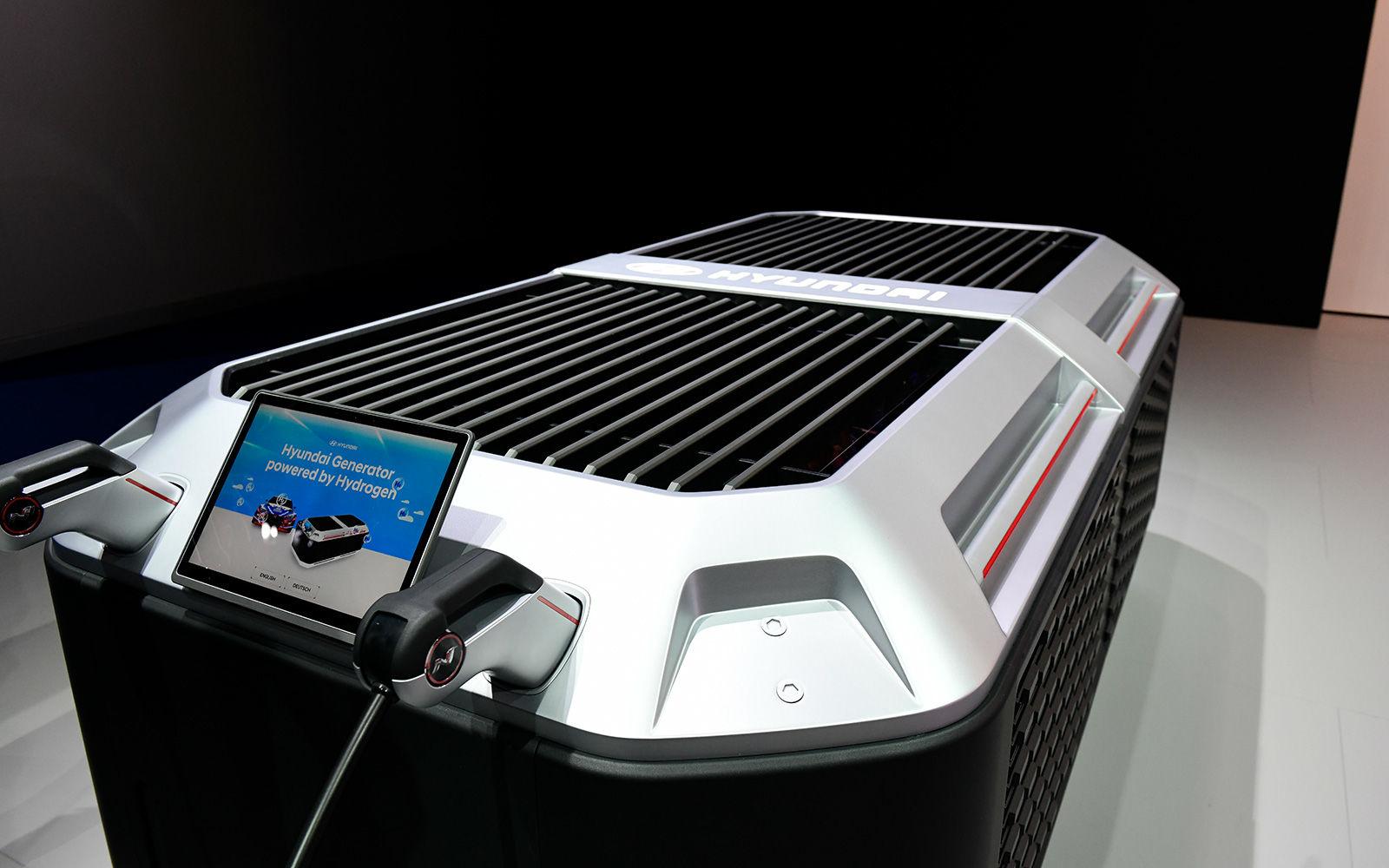 Hyundai Ioniq Generator