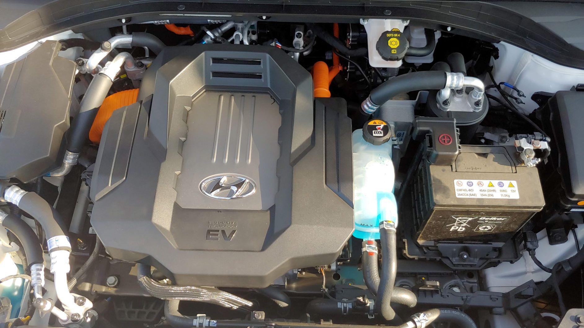 Hyundai Ioniq electric motore
