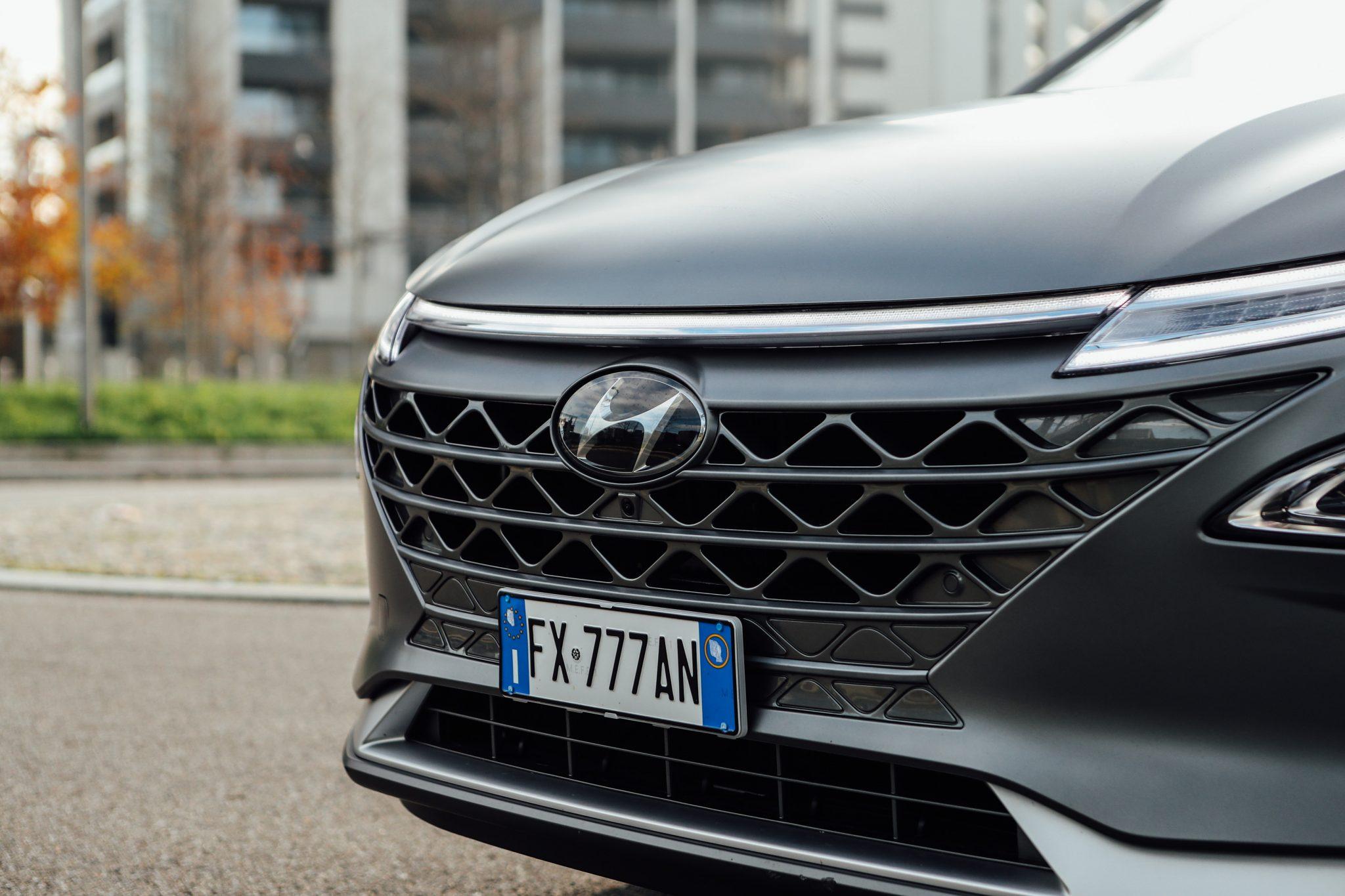Hyundai NEXO frontale