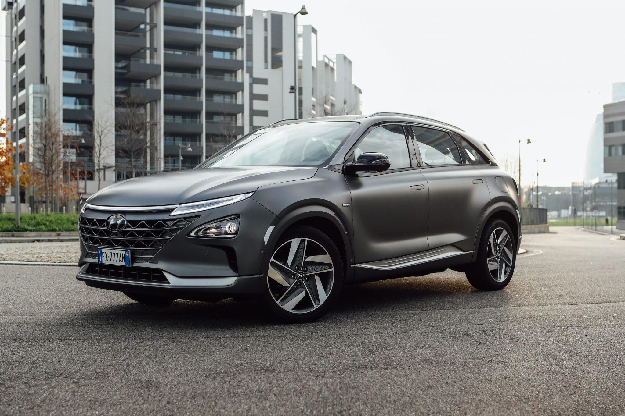 Hyundai Ioniq Nexo