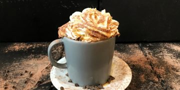 chewbacca hot chocolate