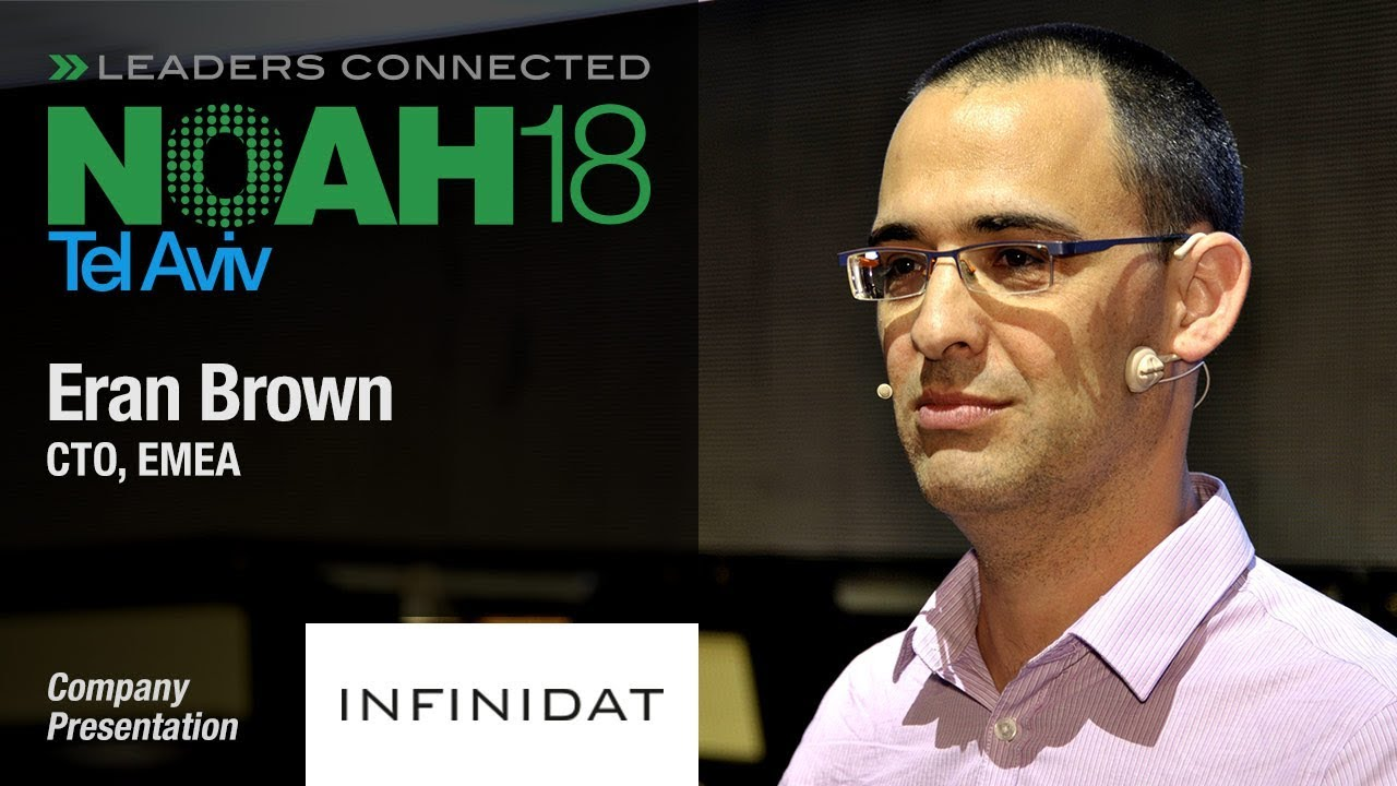 Infinidat: il CTO Eran Brown parla dei Ransomware thumbnail