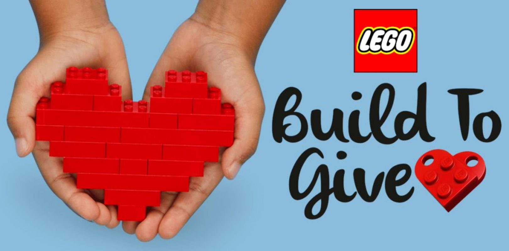 Lego Build to Give: 30.000 sorrisi regalati ai bambini in ospedale thumbnail