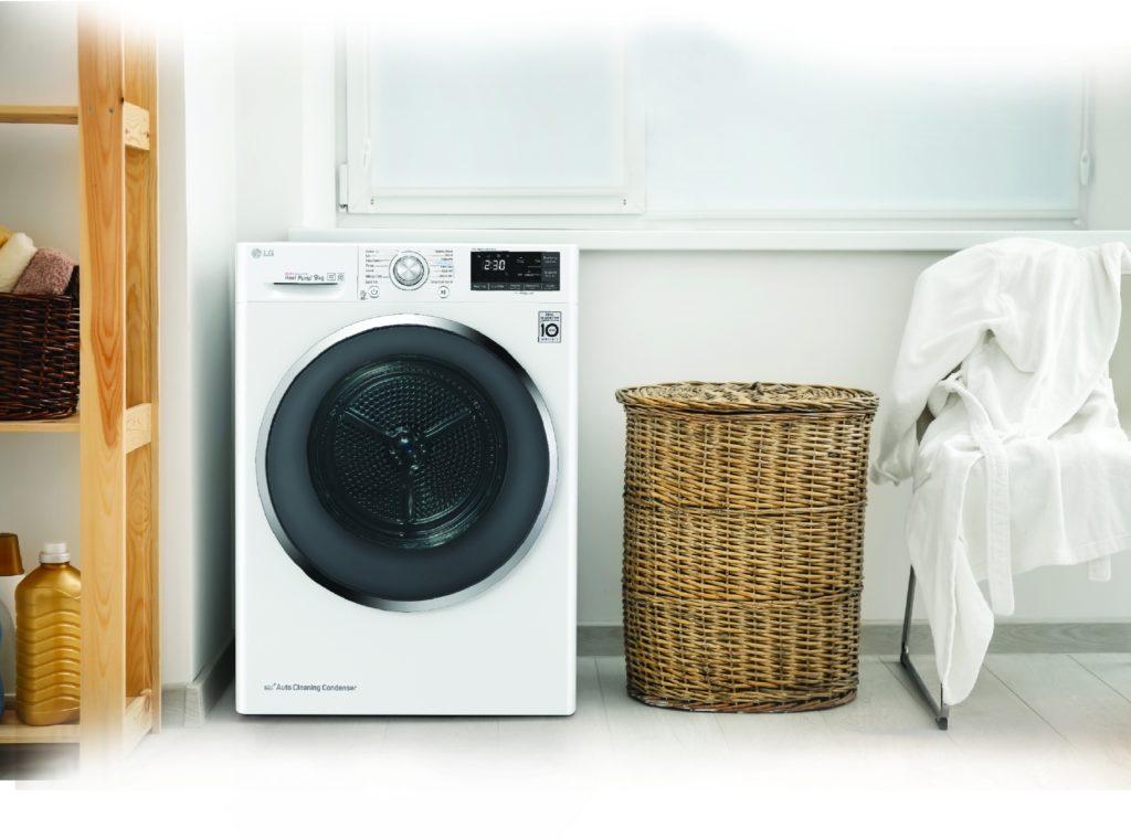 LG Dual Inverter Heat Pump: la nuova asciugatrice intelligente thumbnail
