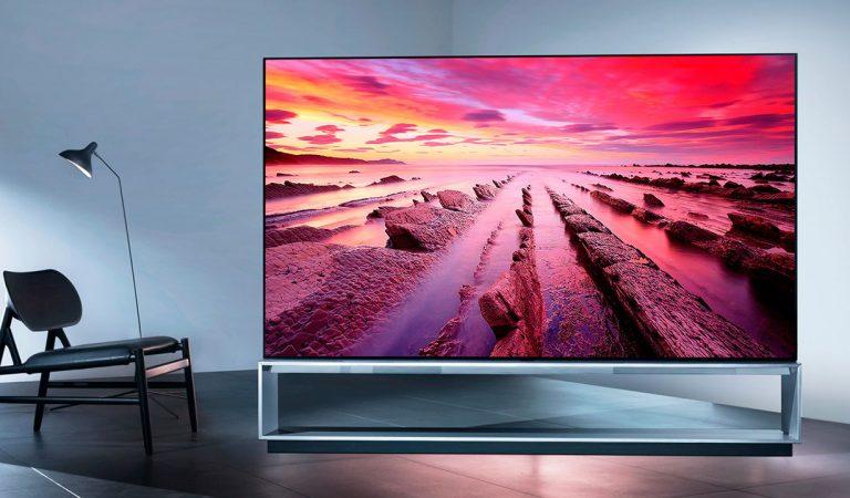 LG Signature Z9: le prime impressioni sull'OLED 8K