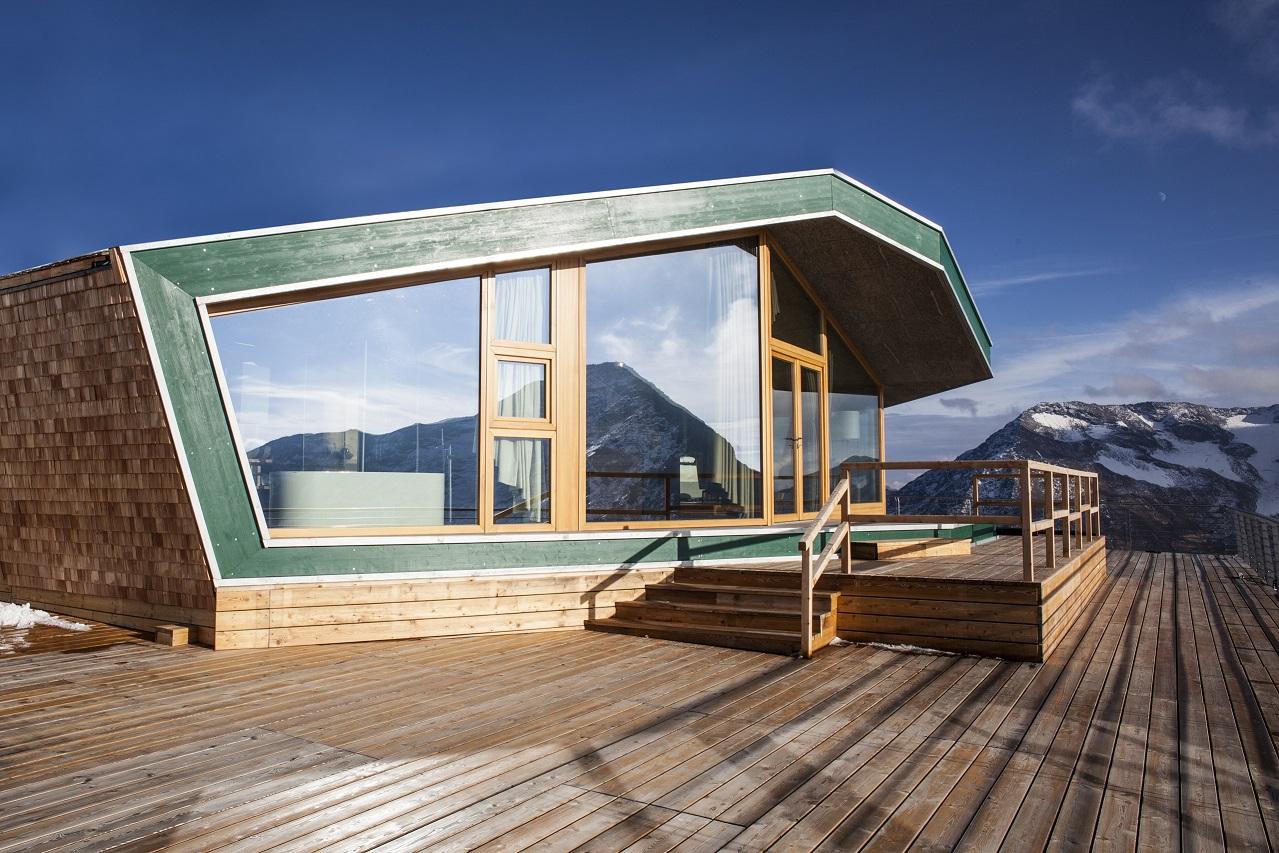 Levissima 3000: lo chalet per chi vuole rilassarsi tra le Alpi thumbnail