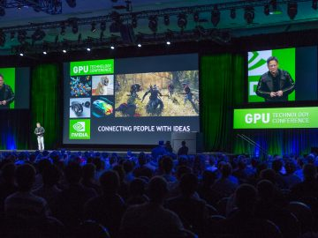NVIDIA GPU Technology Conference novità