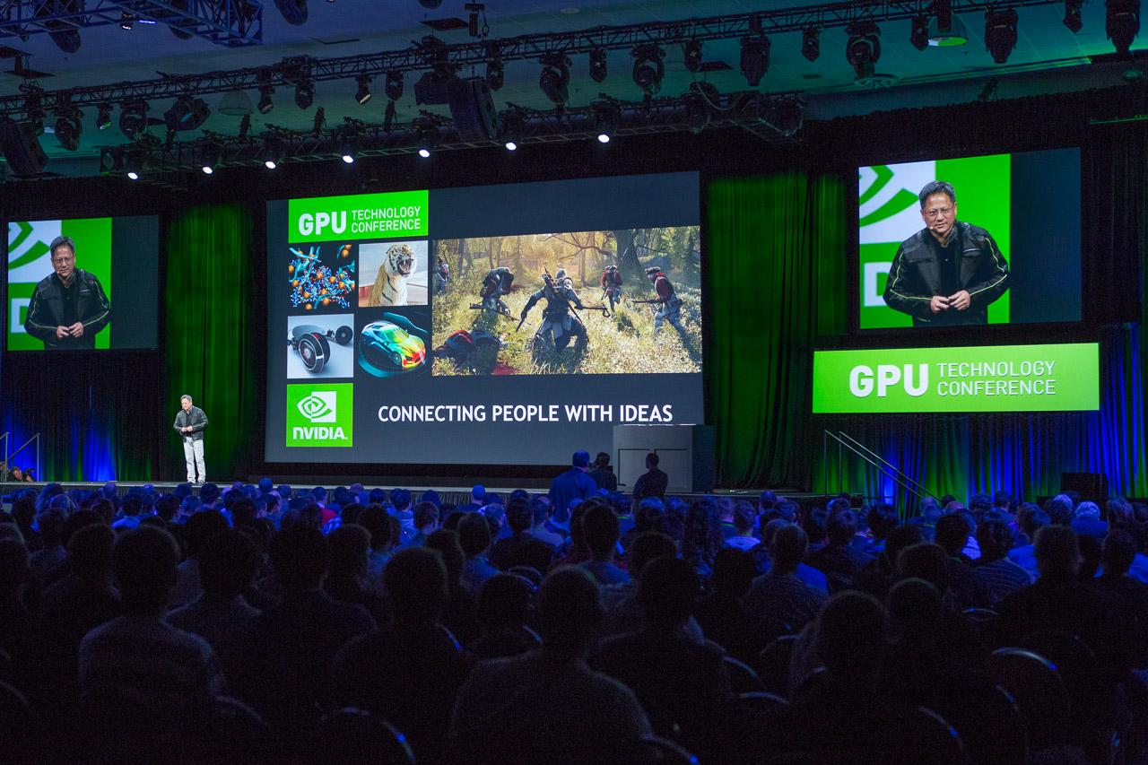 NVIDIA GPU Technology Conference: tutti gli annunci thumbnail