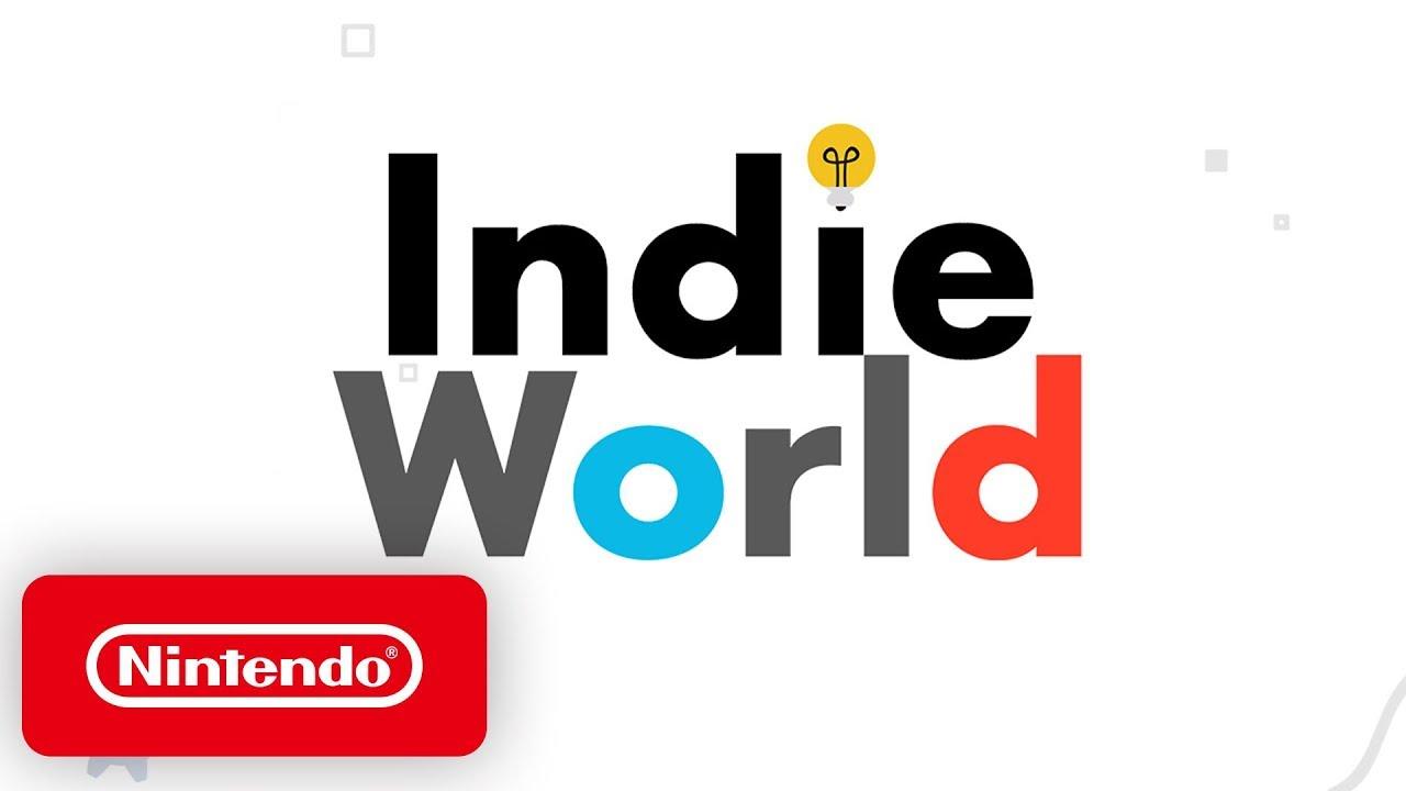Nintendo Indie World: le sorprese per la live di oggi thumbnail