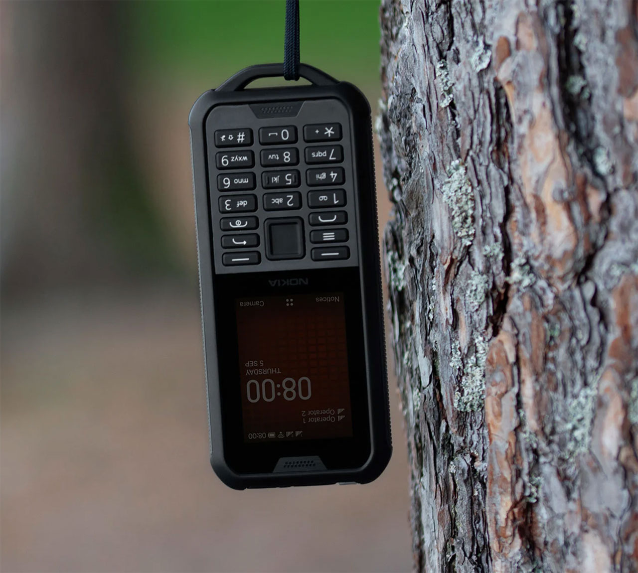 Nokia 800 Tough recensione