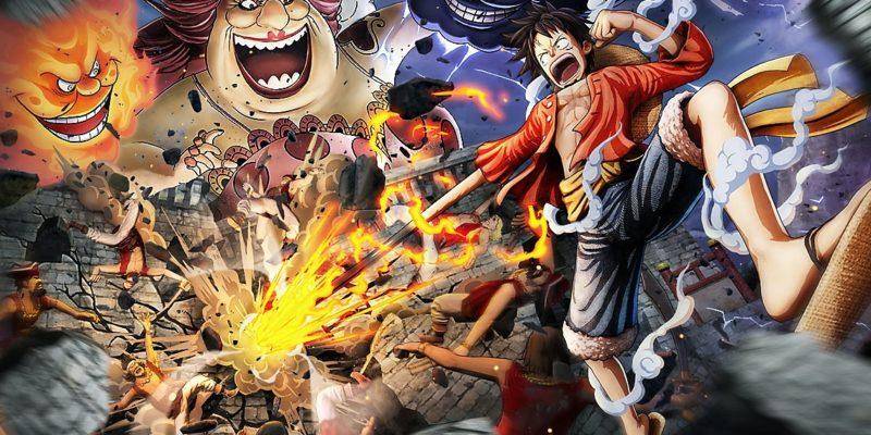 One Piece Pirate Warriors 4: online i trailer dei nuovi personaggi thumbnail