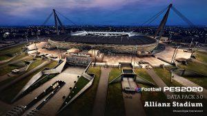 eFootball PES 2020: la Juventus partecipa alla eFootball League