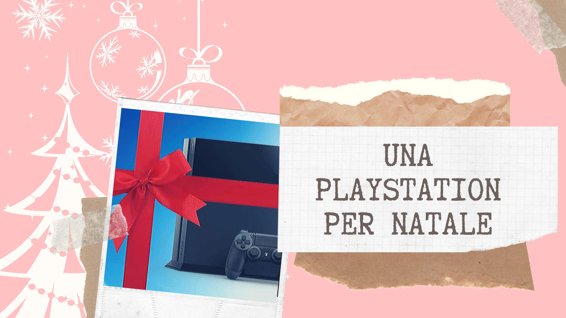 PS4 Natale