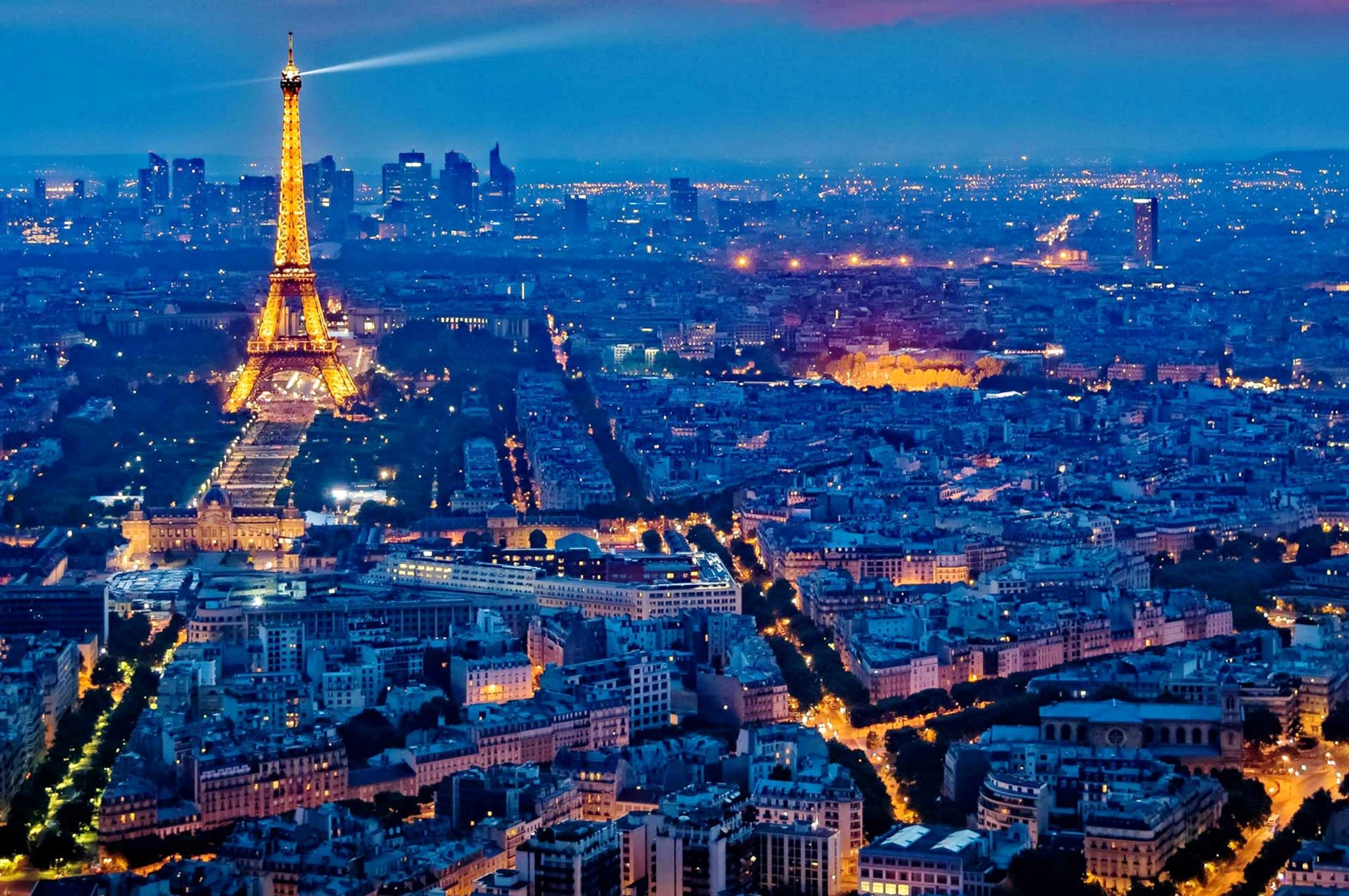 ferie del 2020 Parigi