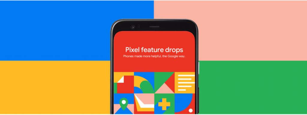 Pixel Modalità Ritratto
