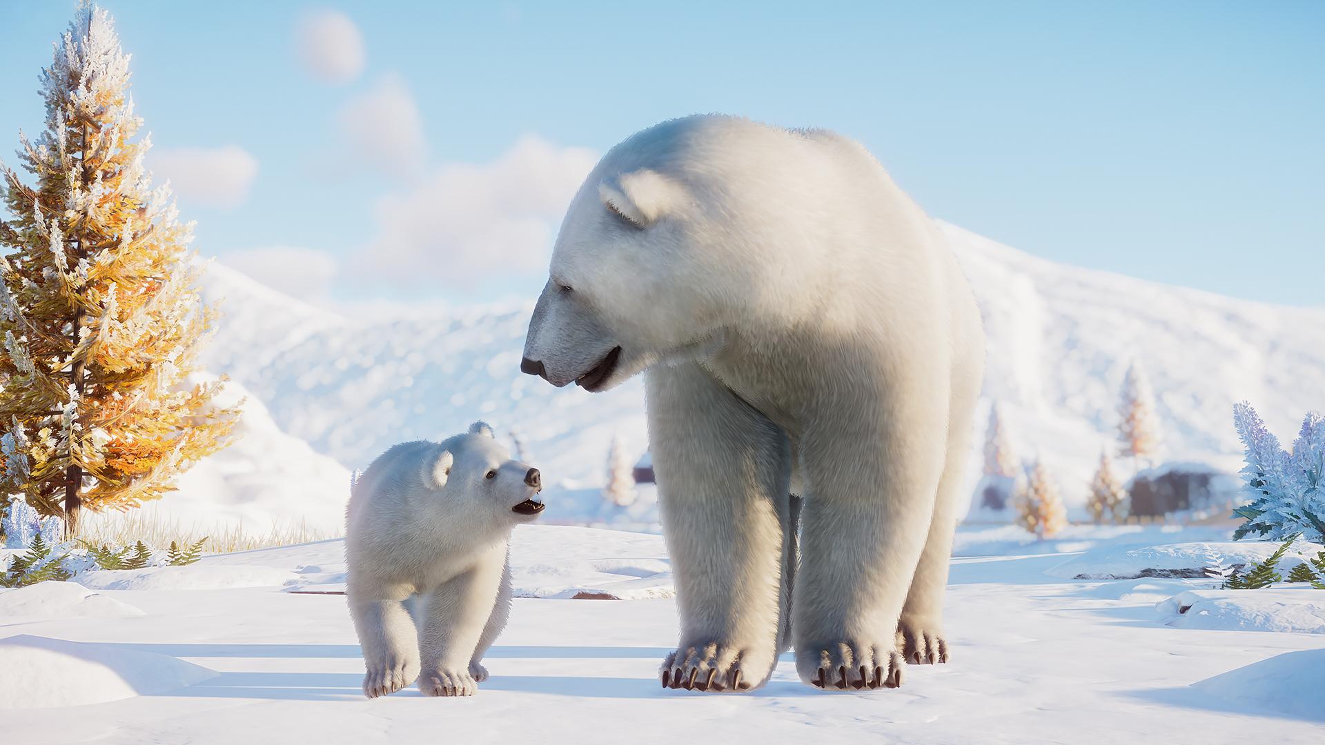 Planet Zoo: Arctic Pack recensione - Salviamo gli animali dell'artico thumbnail
