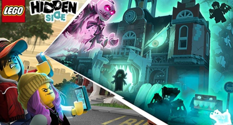 LEGO Hidden Side 2020: arrivati i nuovi set con modalità multiplayer thumbnail