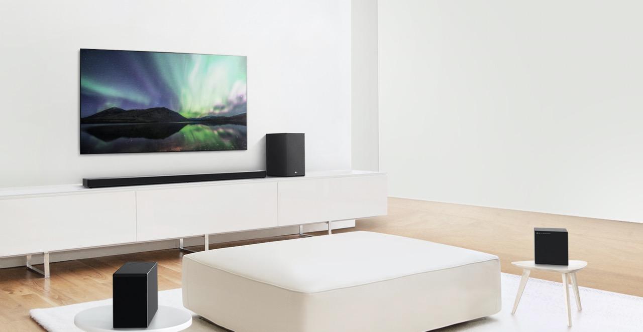 Soundbar LG: nuova esperienza audio premium al CES 2020 thumbnail
