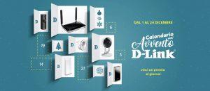 Il Calendario dell'Avvento D-Link arriva anche quest'anno!