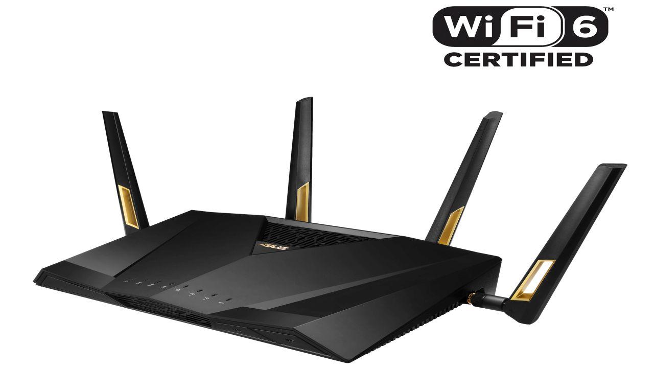 ASUS RT-AX88U ottiene la certificazione Wi-Fi 6 thumbnail