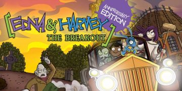 Edna and Harvey: The Breakout Recensione
