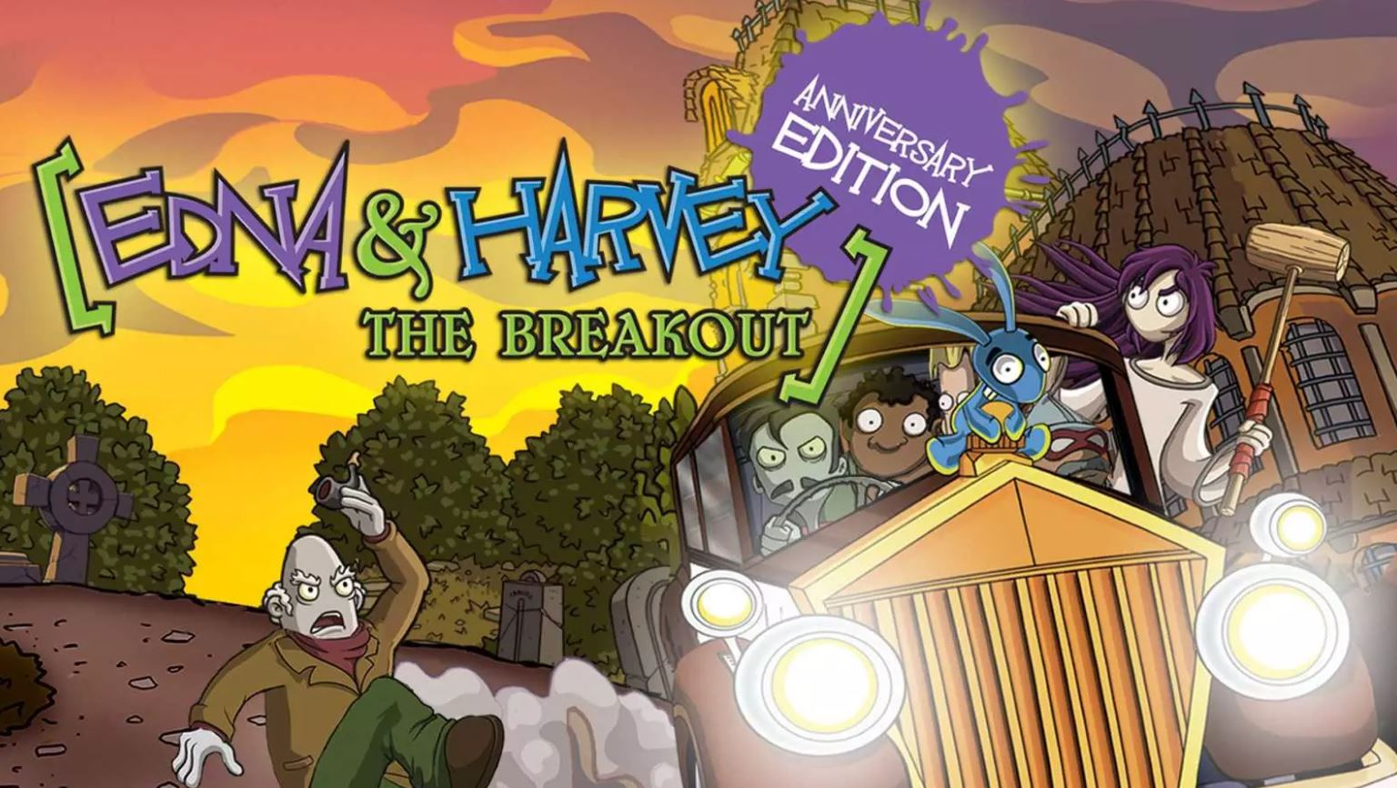 Edna and Harvey: The Breakout recensione - Anniversary Edition thumbnail