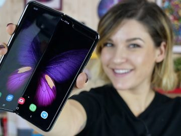 Samsung Galaxy Fold recensione